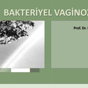 Bakteriyel Vaginozis
