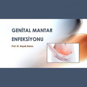 Genital Mantar Enfeksiyonu
