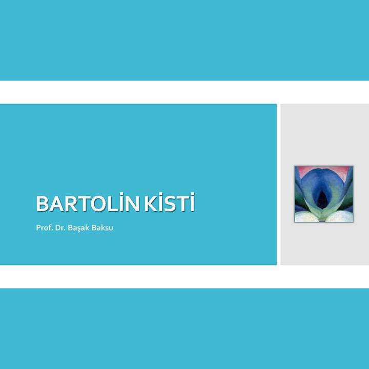 Bartolin Kisti