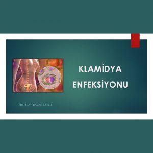 Klamidya Enfeksiyonu